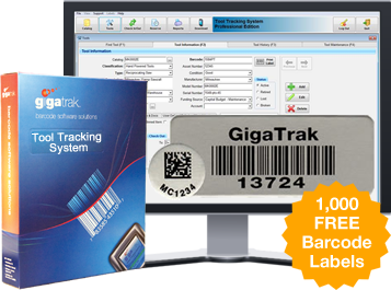 Barcode Tracking Software