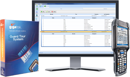 Guard Tour System Inspection Tracking Software