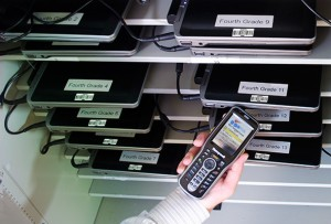 Manage Building Equipment with Barcode