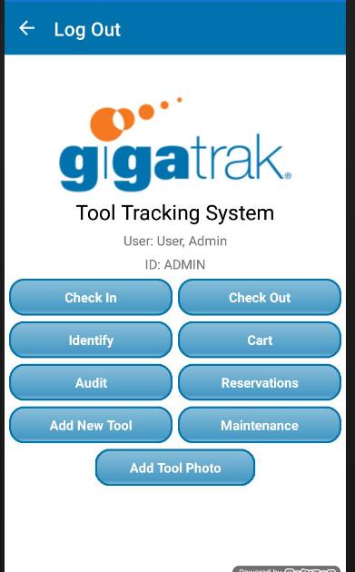 tool checkout log